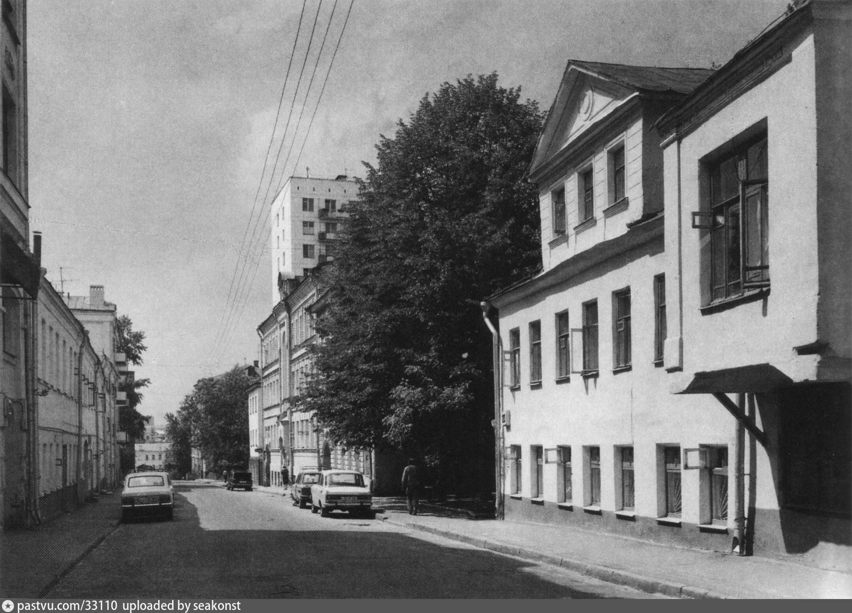 пресеты ретро фото безбожного переулка в москве всего ведет