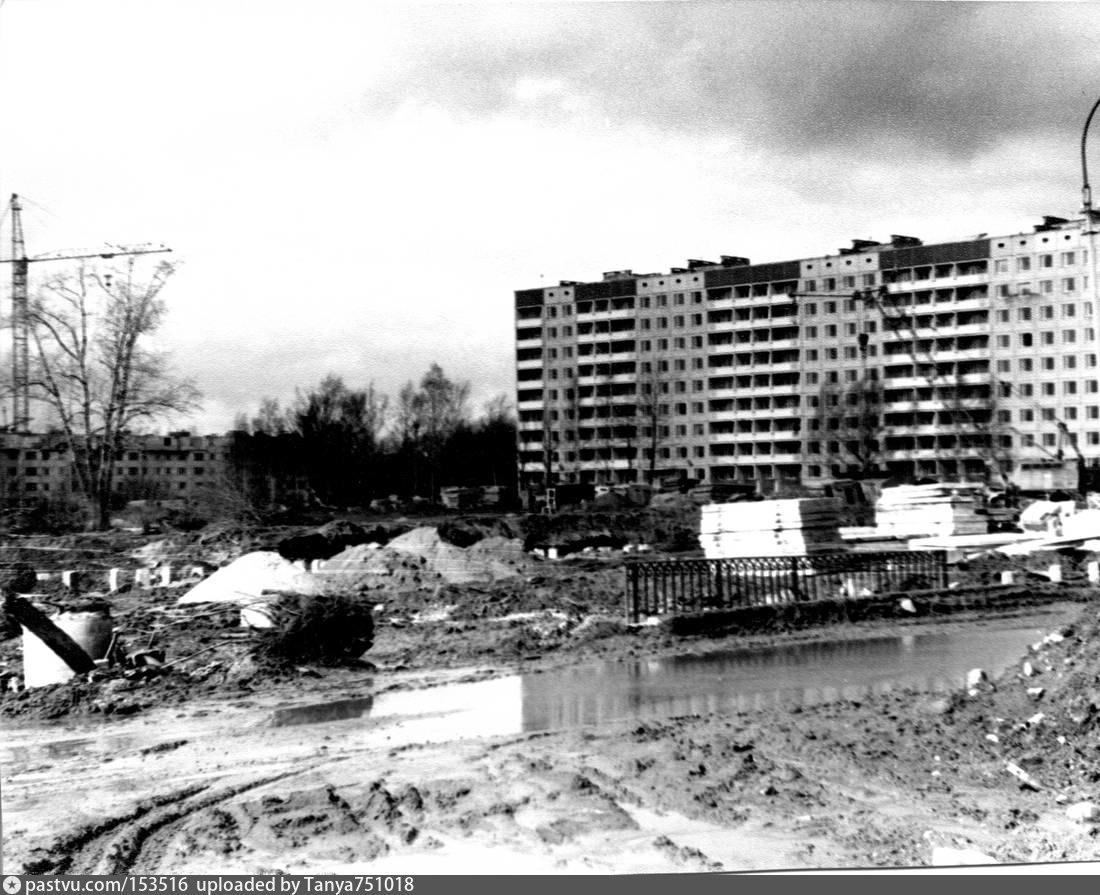 старые фотографии улицы коммуны центре