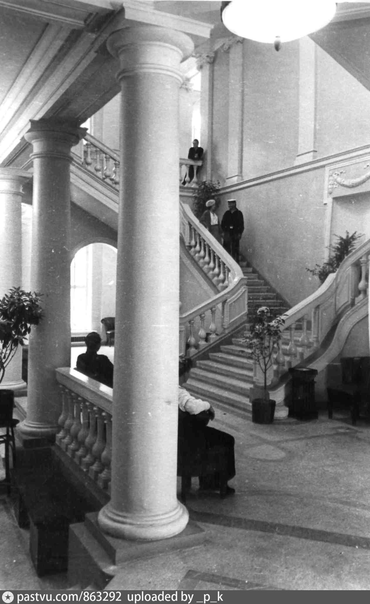Фотография 1946 – 1956годов...