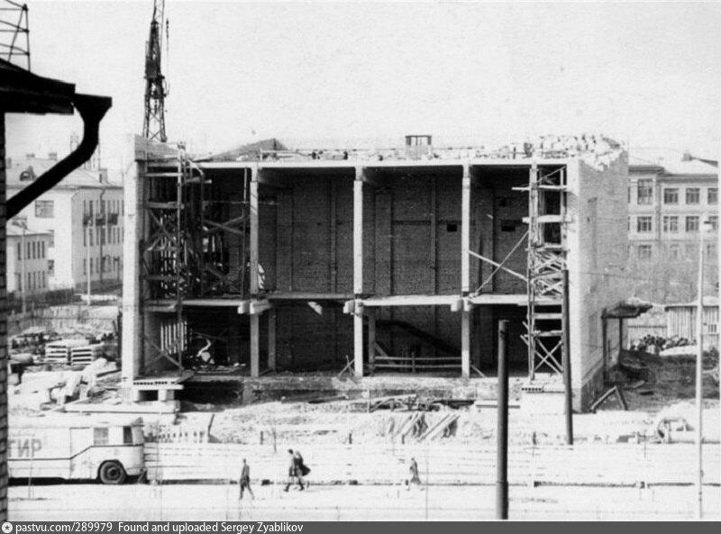 Фото архив кинотеатра волга ярославль