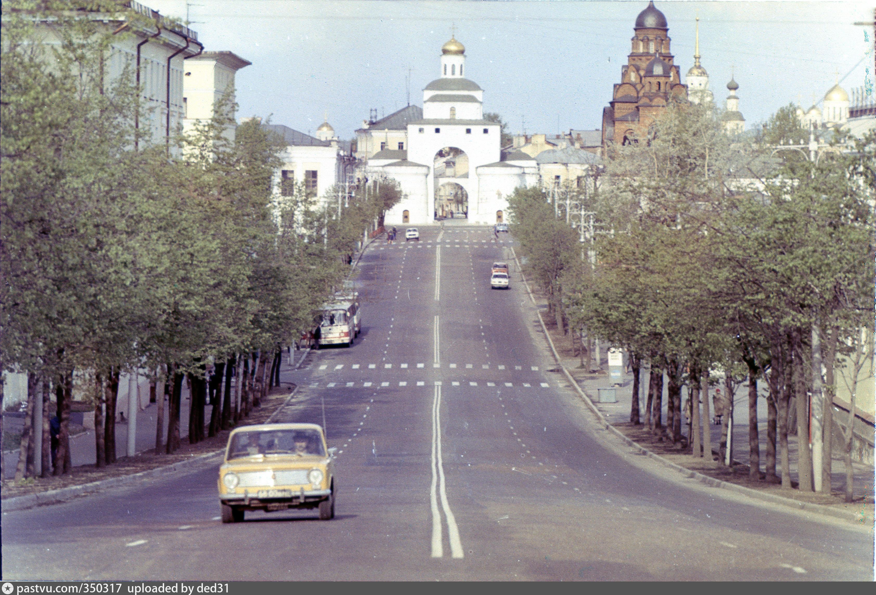 Владимир в советское время фото