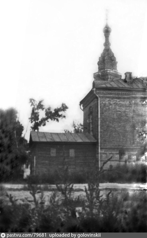 старые фото москвы головино цель
