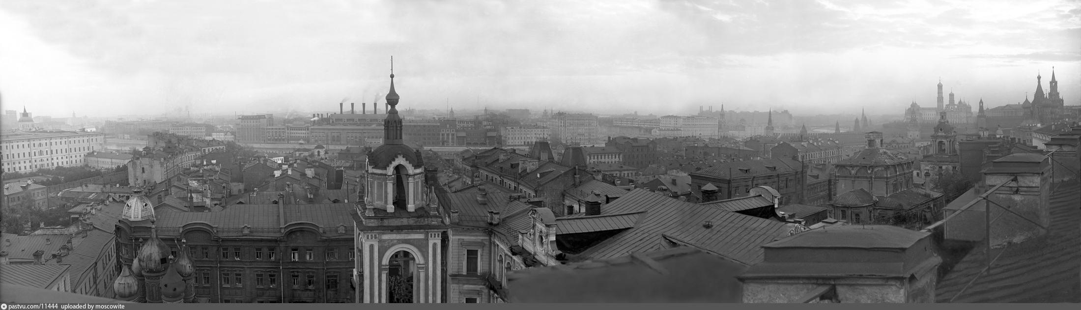 Район зарядья москва старинные фото