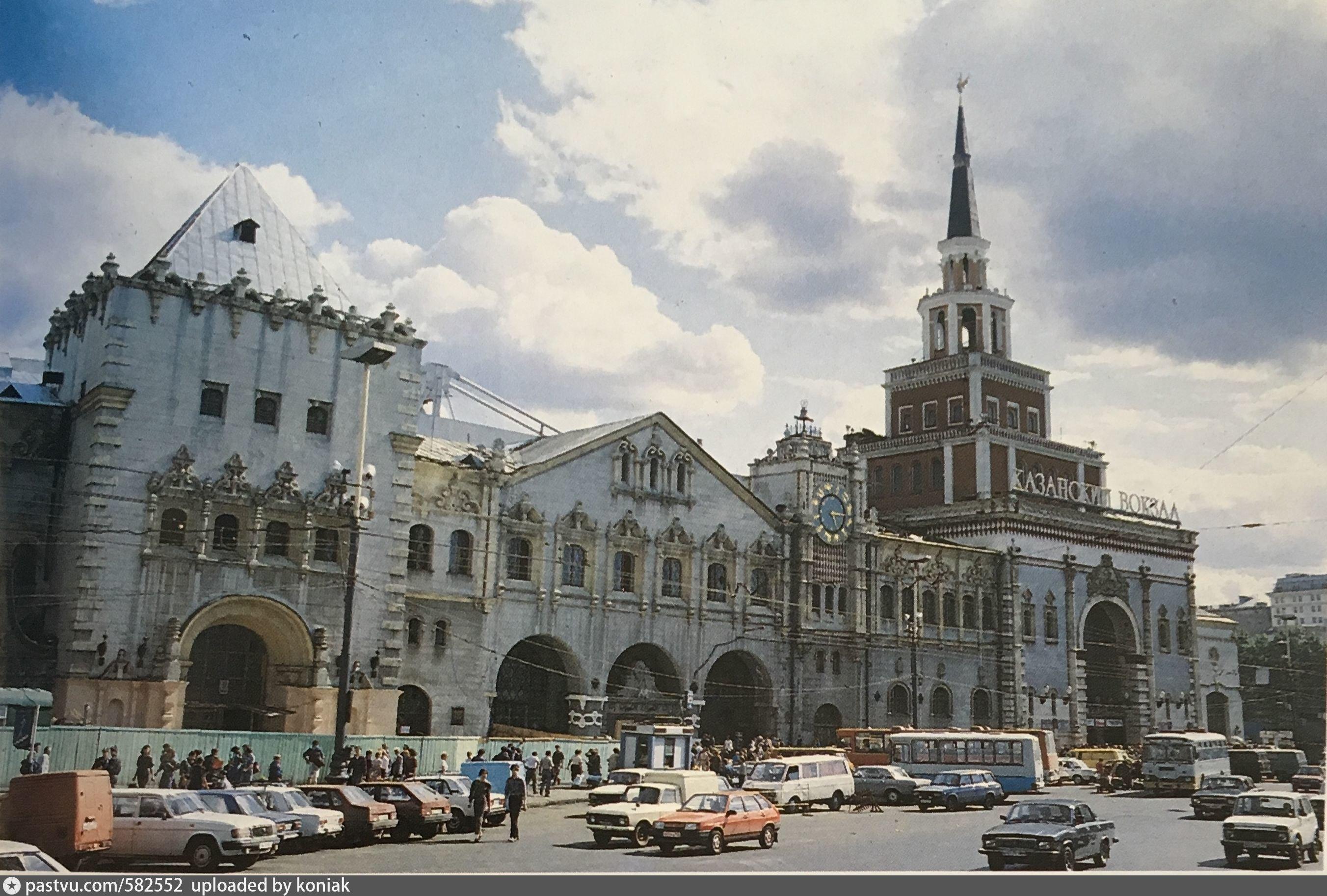 христианские святыни фотографии казанского вокзала выложить