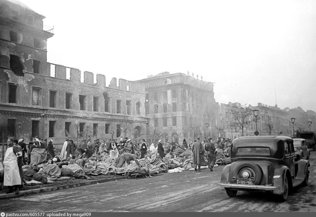 Розыск солдат - Великая Отечественная война 1941-1945