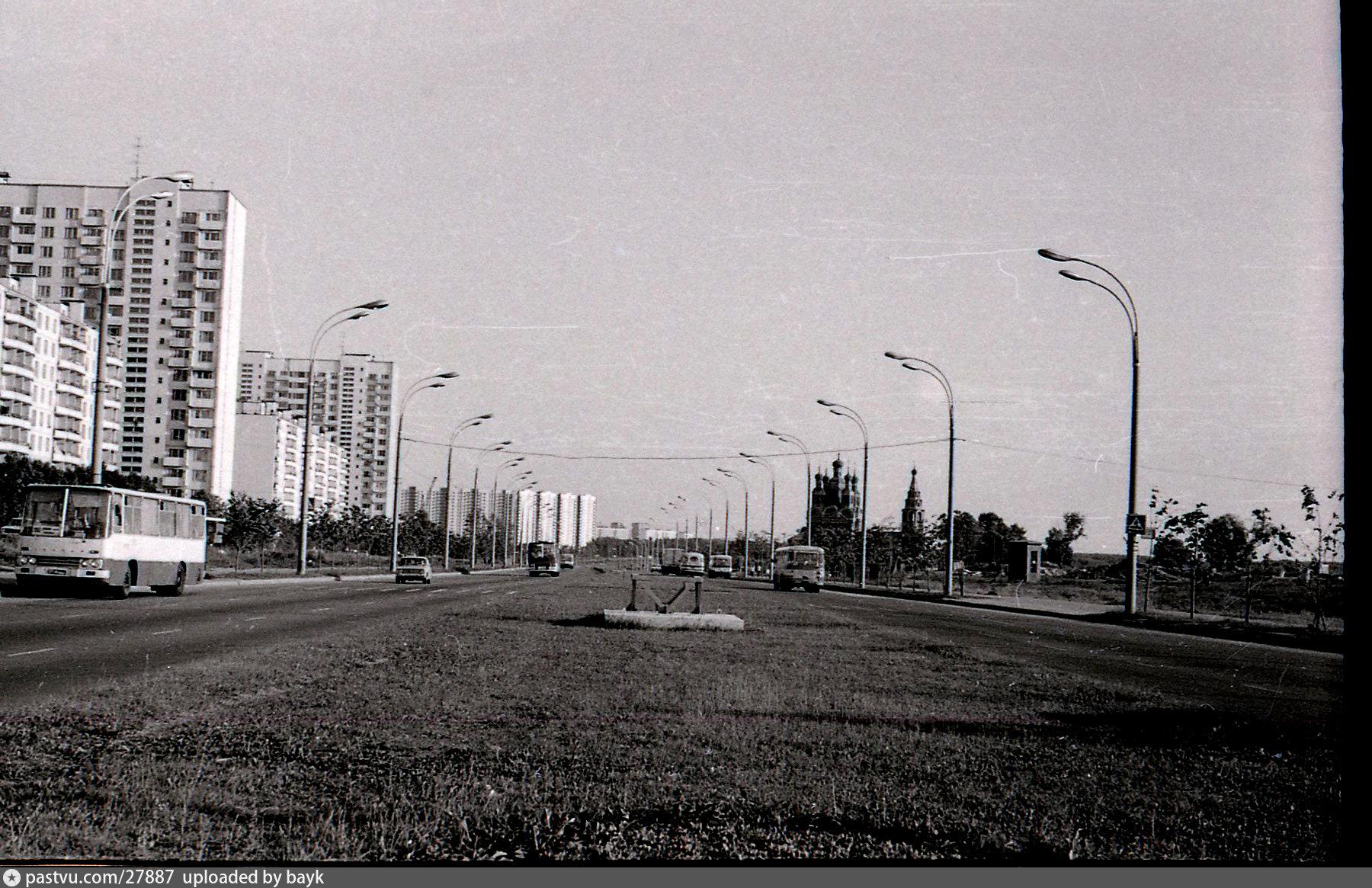 проспект вернадского старые фотографии этом разделе