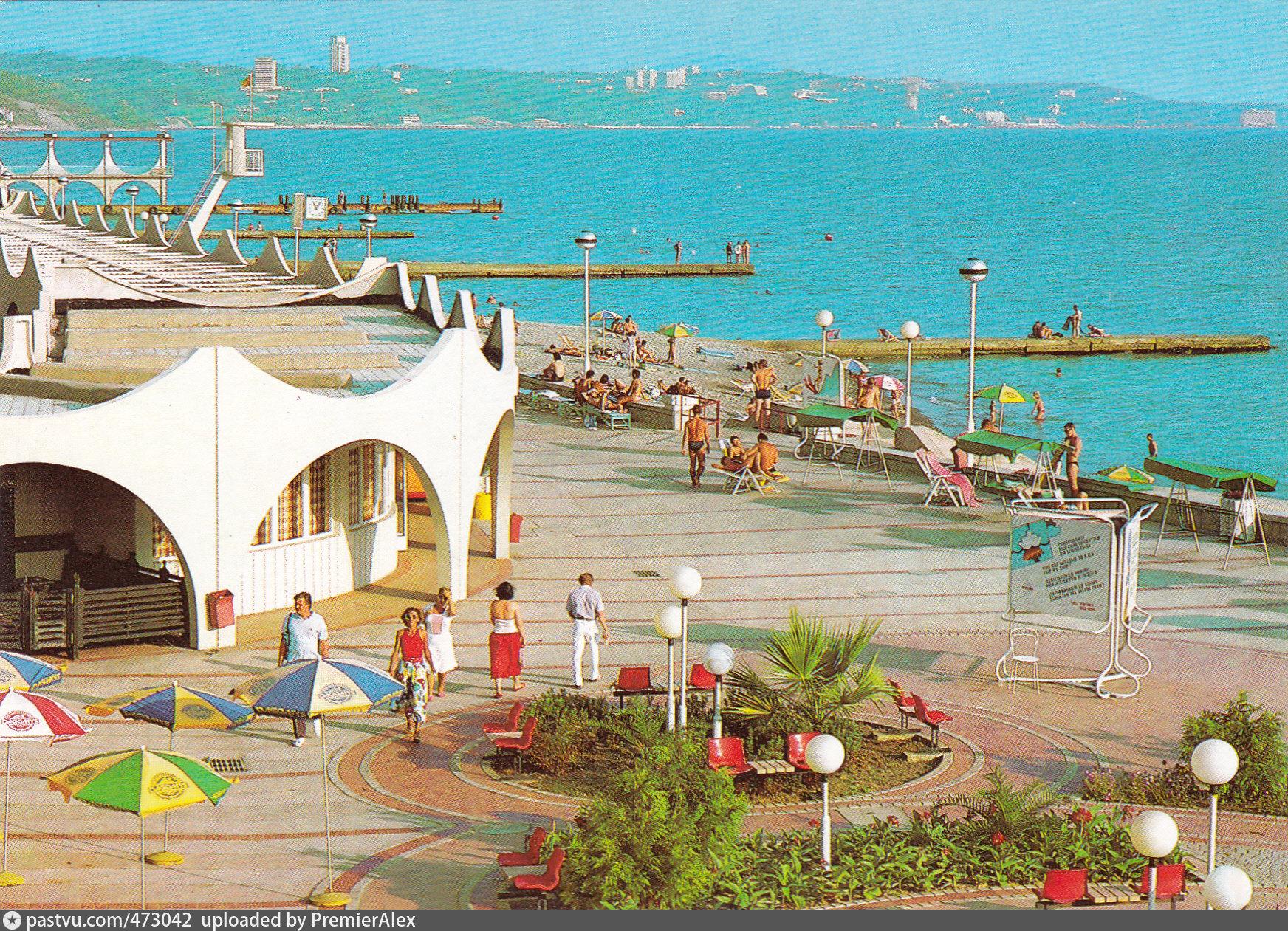 Центральный пляж Дагомыс : лучшие советы перед посещением 53