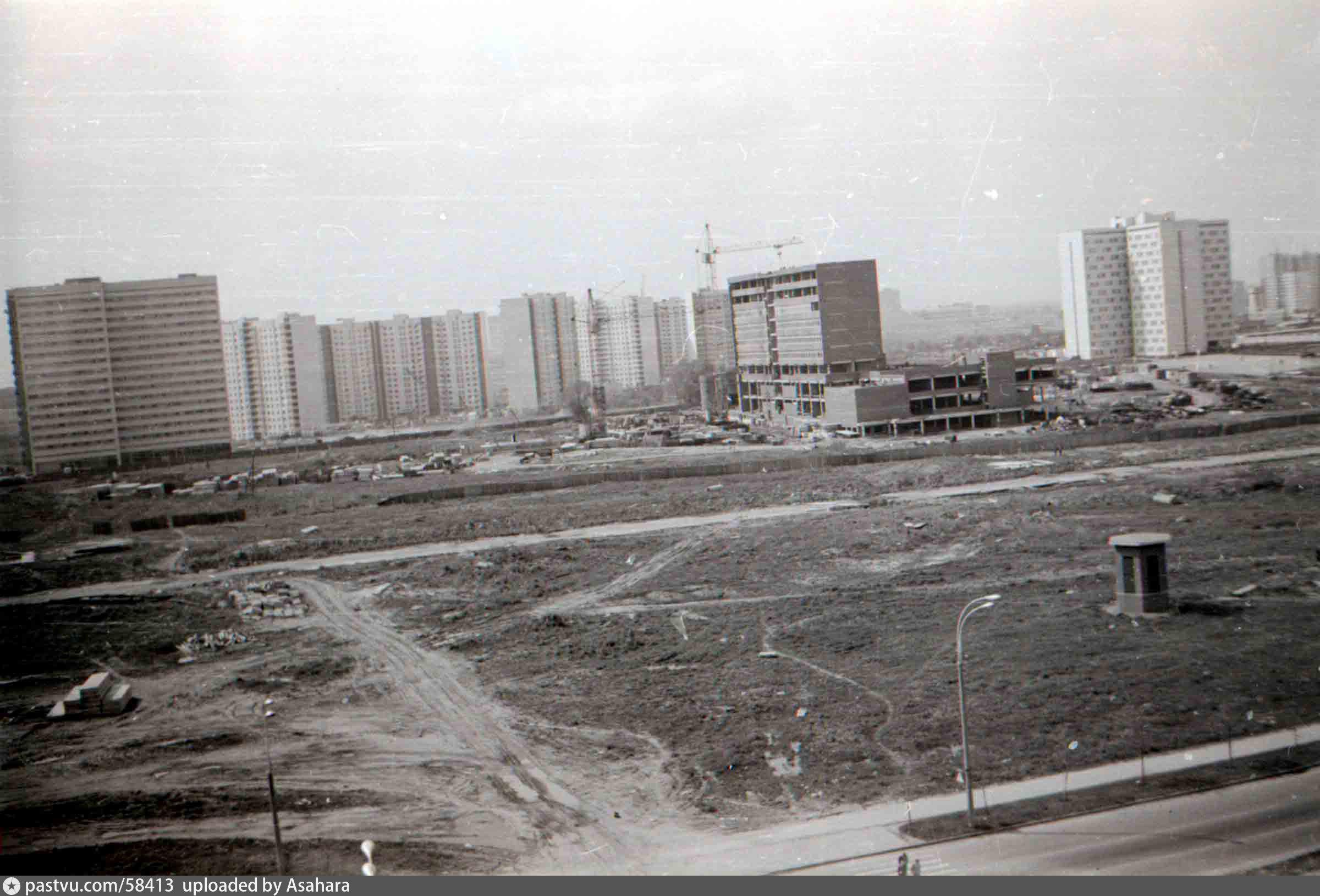 проспект вернадского старые фотографии большого количества