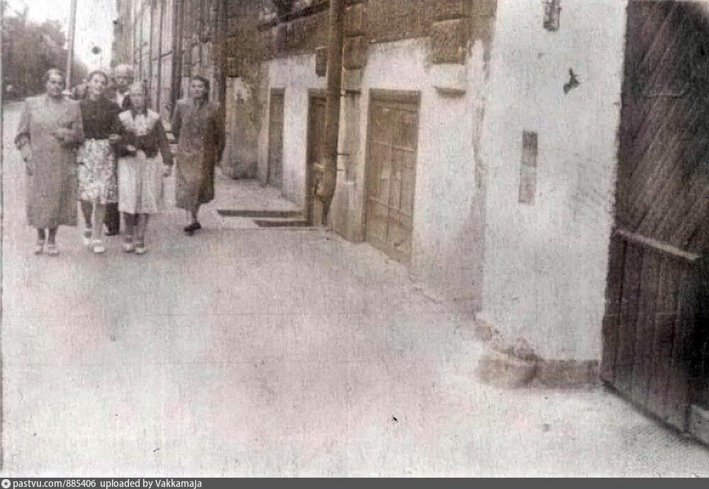 Дом Троекурова 1955 год