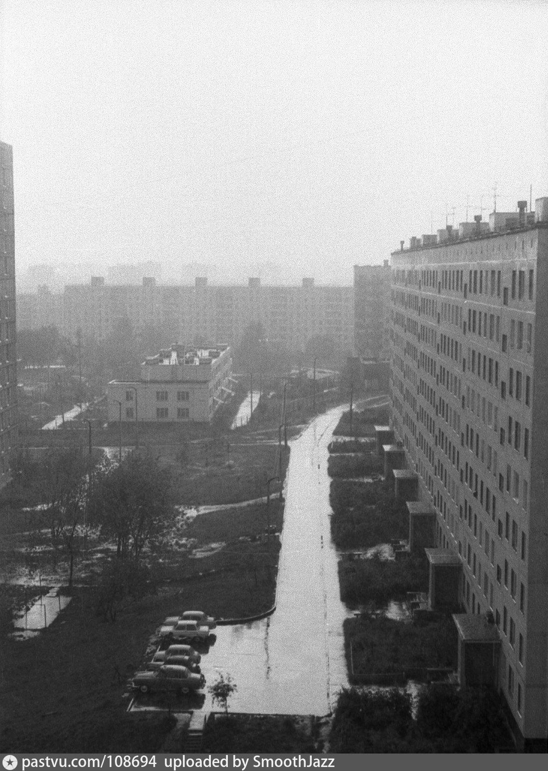 Старые фото онежской улицы в москве роскошный интерьер