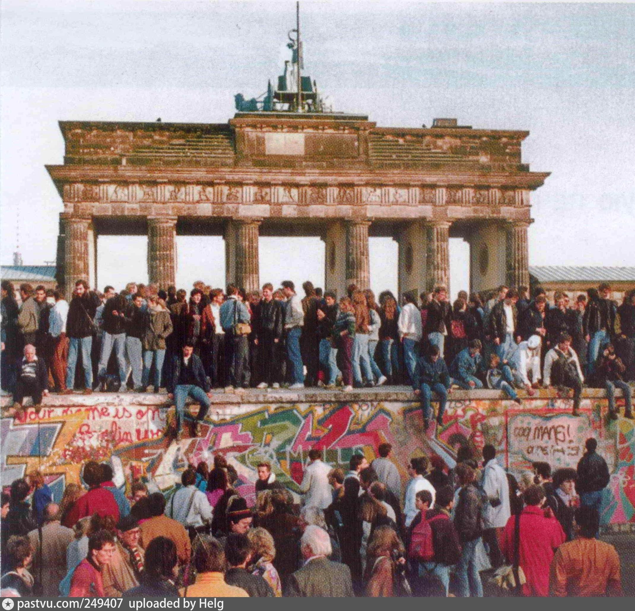 the events and factors that led to the initial rise and eventual fall of the berlin wall The cold war was a geopolitical chess match between the united states, the soviet union, and both parties' allies in which the major power players sought to project their respective ideologies across the globe in the wake of colonialism's collapse following world war two.