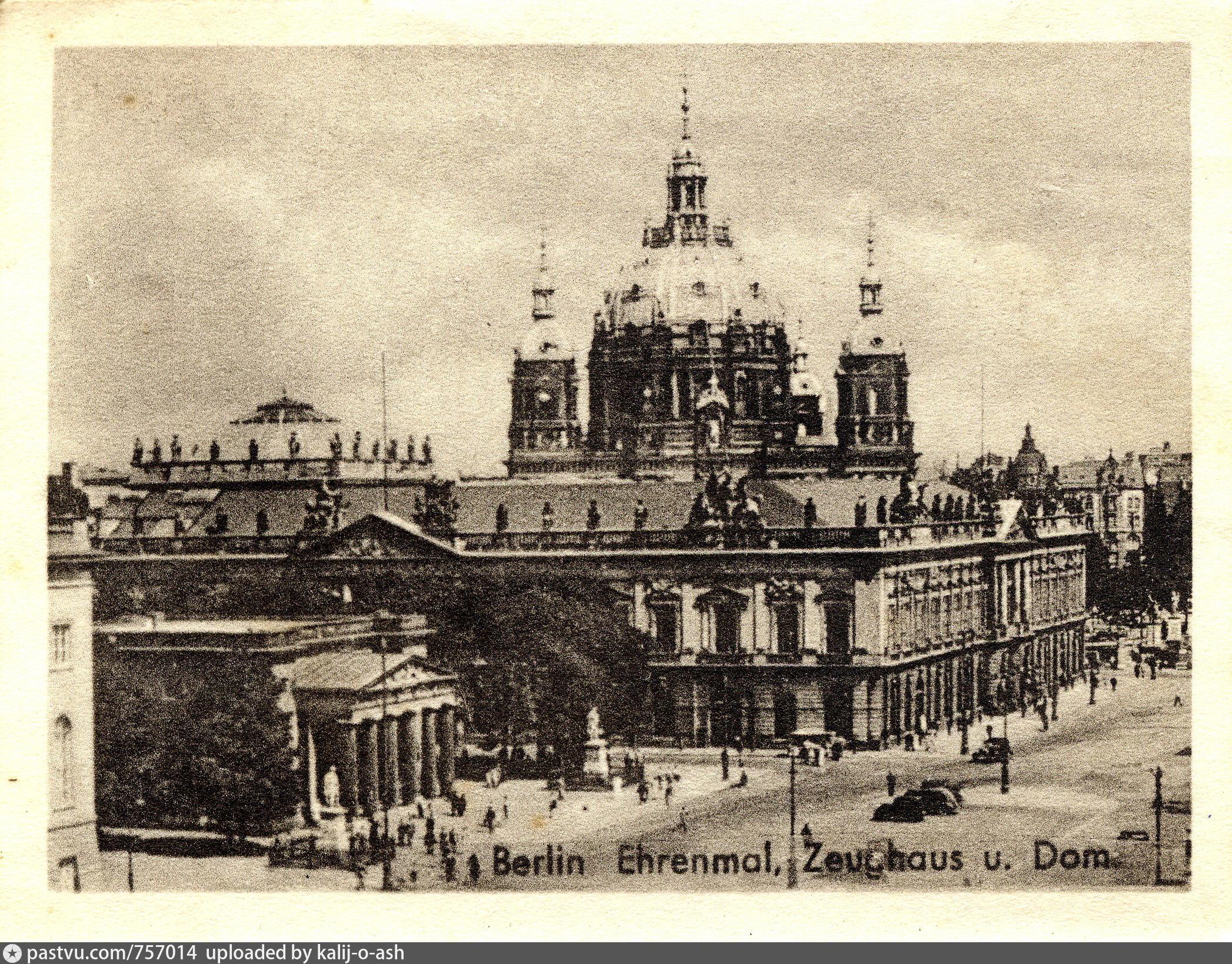 Приколы самые, довоенный берлин на открытках