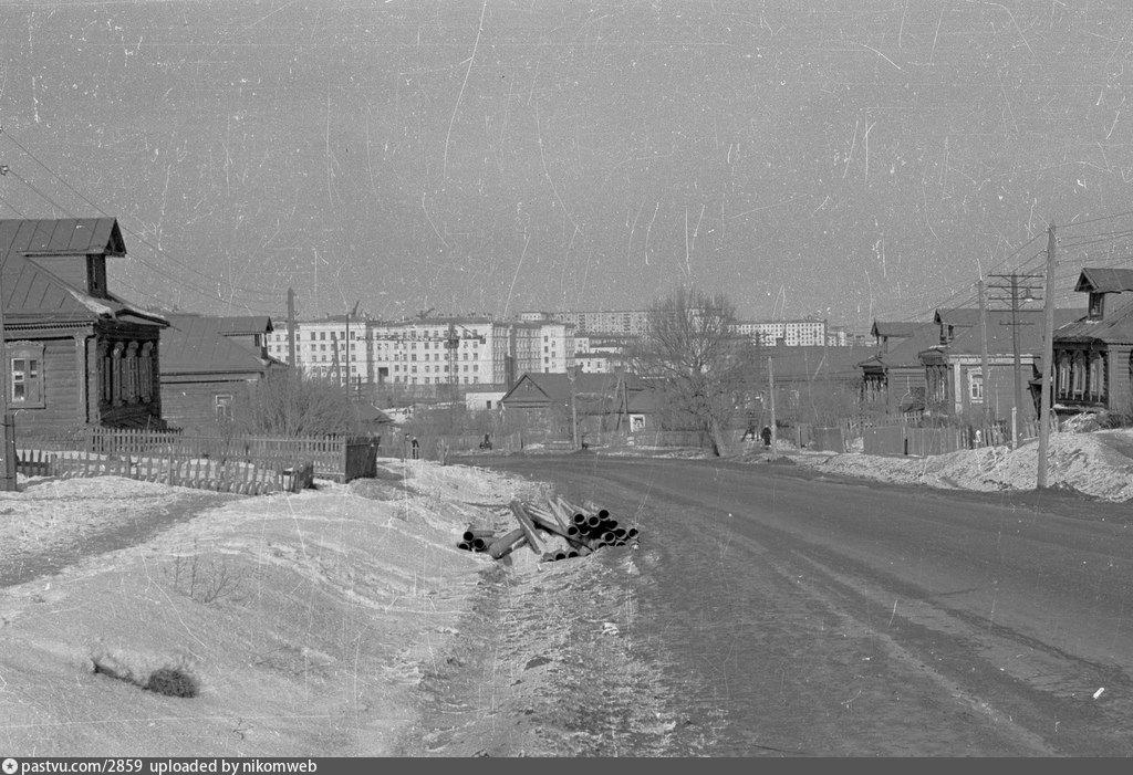архивные фото деревни семеновское дикманн