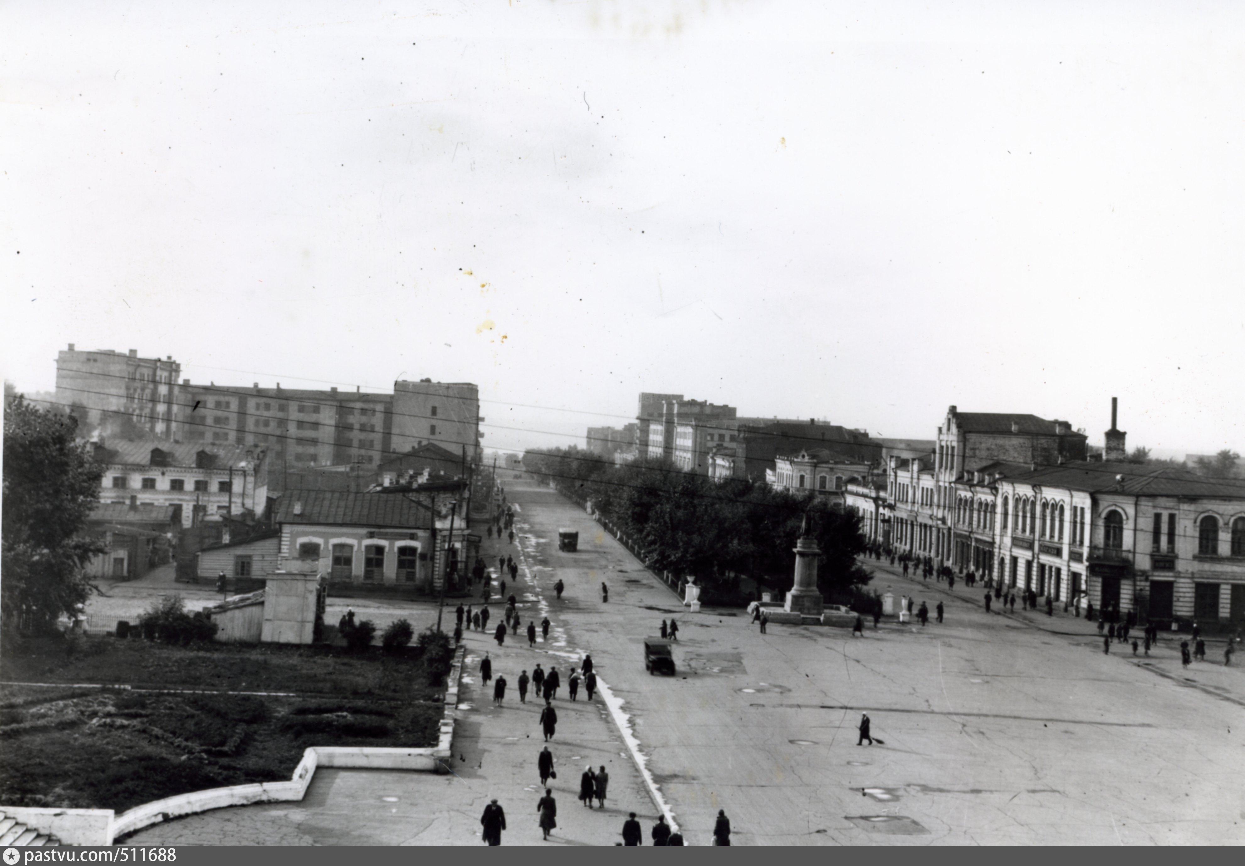 Новосибирск старые фотографии