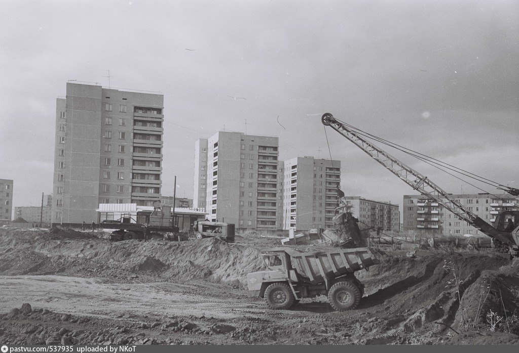 Фотохроника строительства г волгодонска
