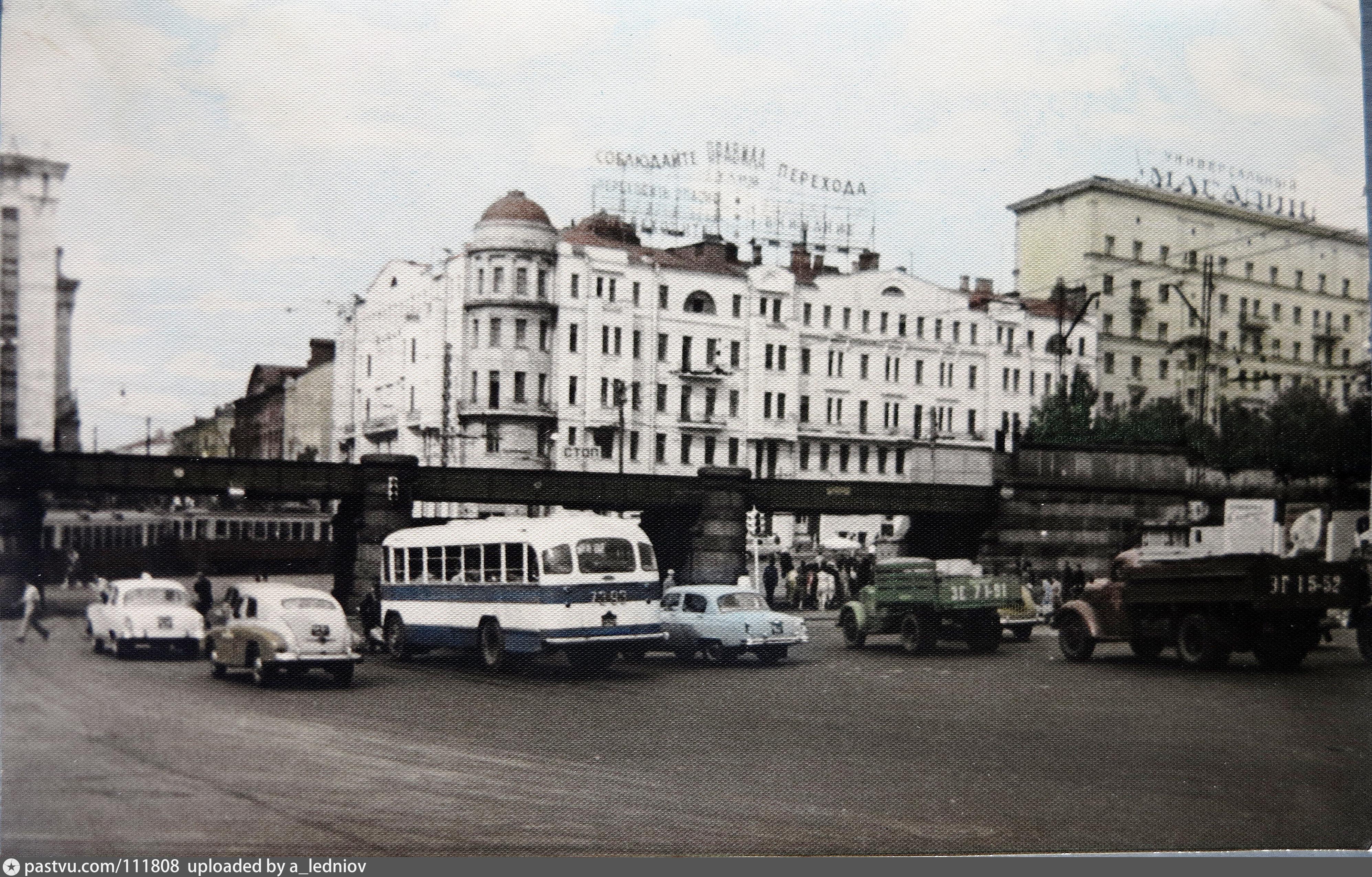 москва улица каланчевская фото новая