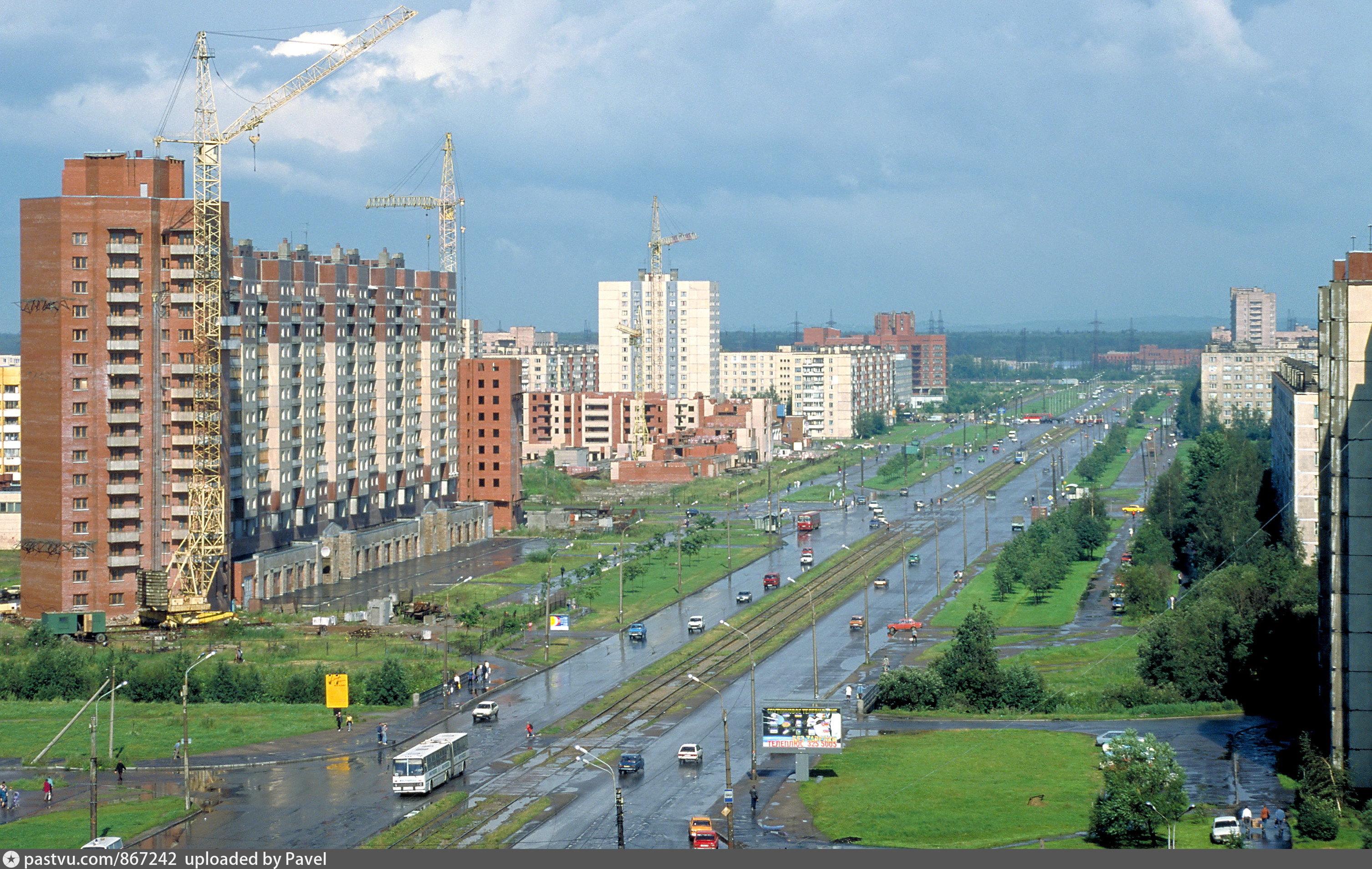 Охреневший Гульчук плюет с высокой колокольни на желание петербуржцев улучшить Невский район