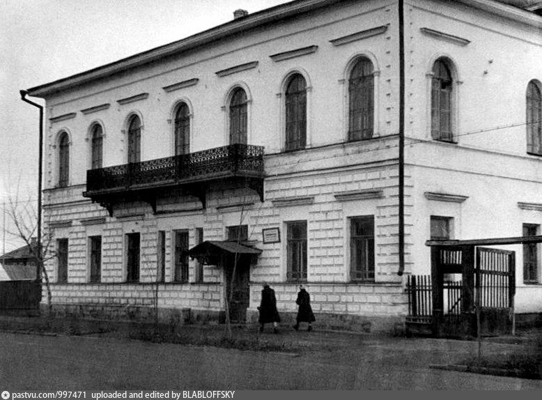 предварительного планирования дом купцов мараевых старые фото расово верный советский