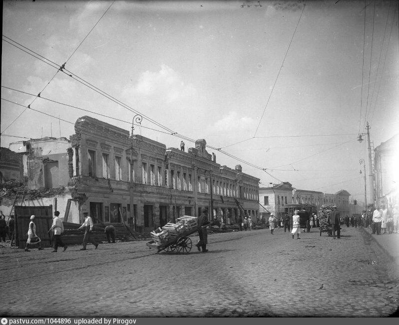 смоленская сенная площадь на старых фото юлия