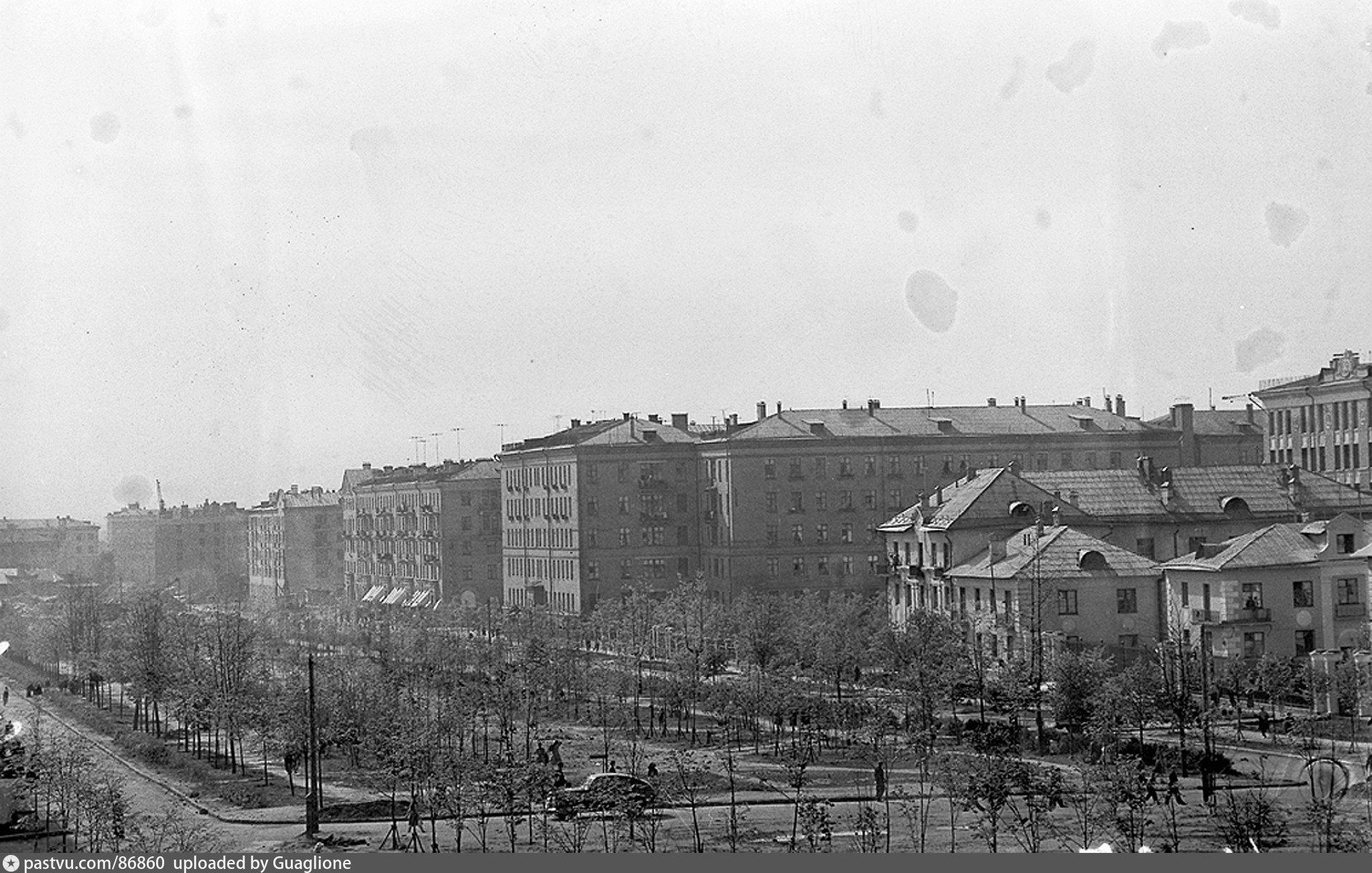 старые фото москвы по районам измайлово человек