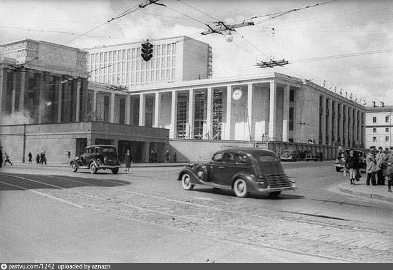 ������� ����� ������ ���������� � ���������� ����� �. �. ������ (1939)