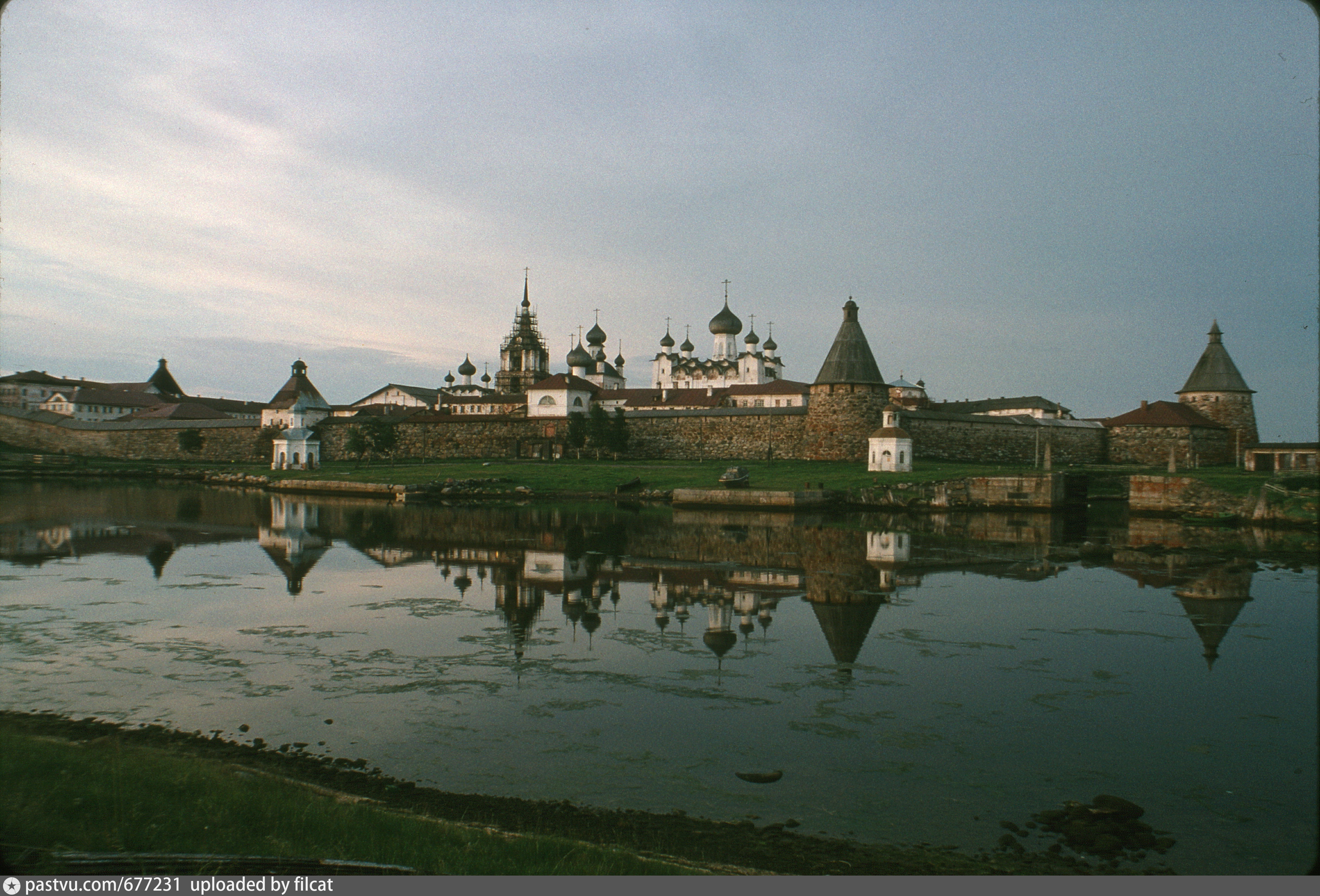 Соловецкие острова монастырь новости фото
