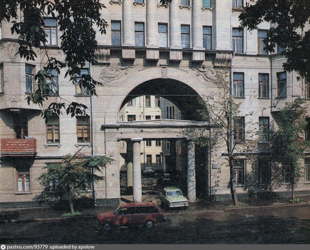 Вдоль по Новокузнецкой
