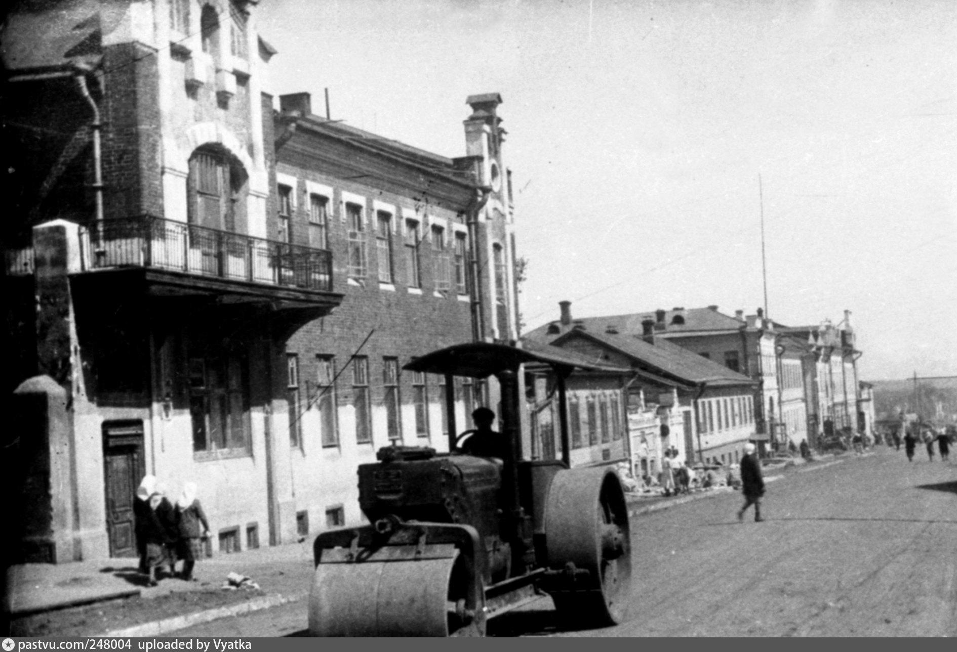 старые фотографии улицы коммуны раз