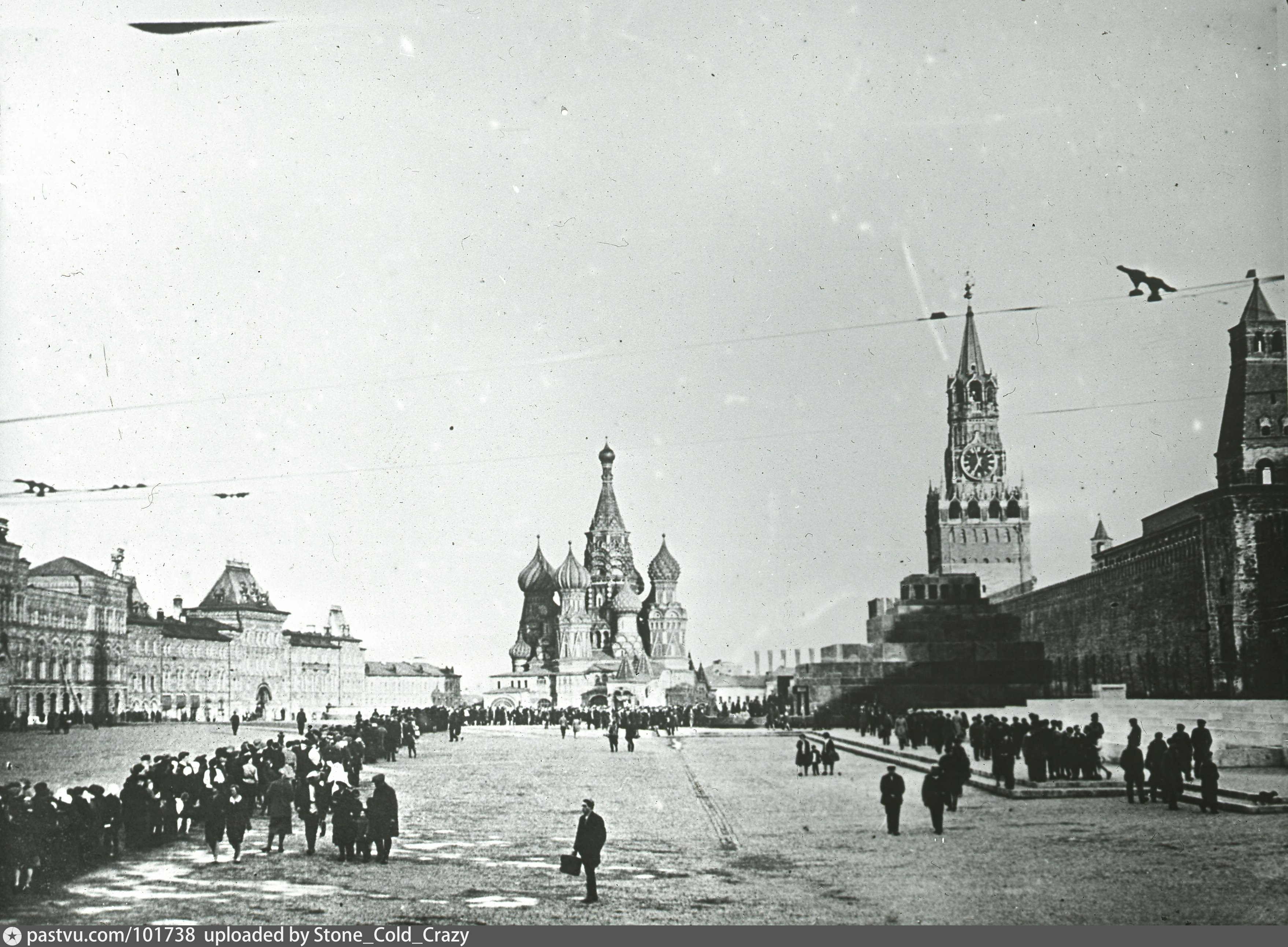 старые фотографии красной площади так