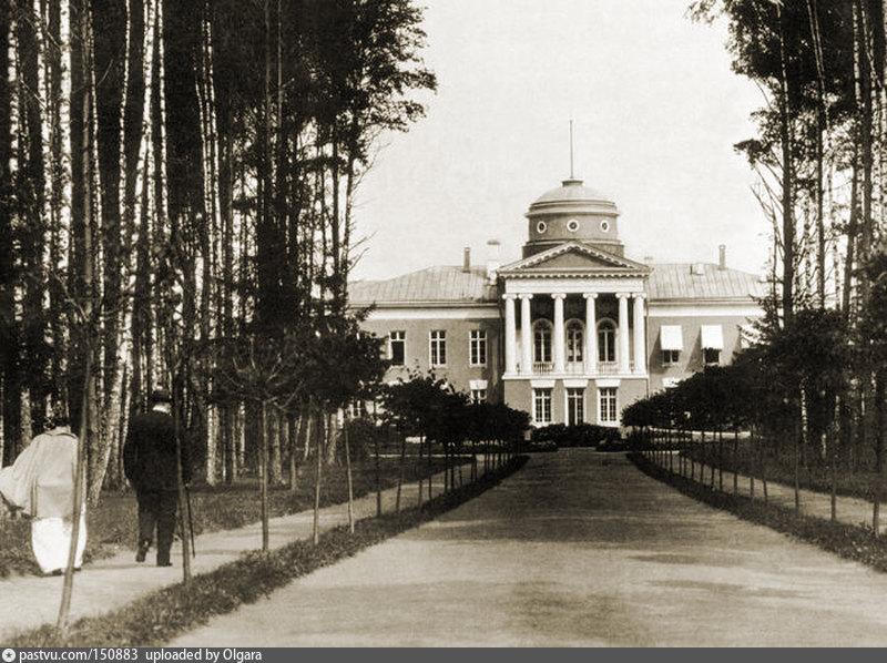 ?Усадьба Иславское, 1915 год?