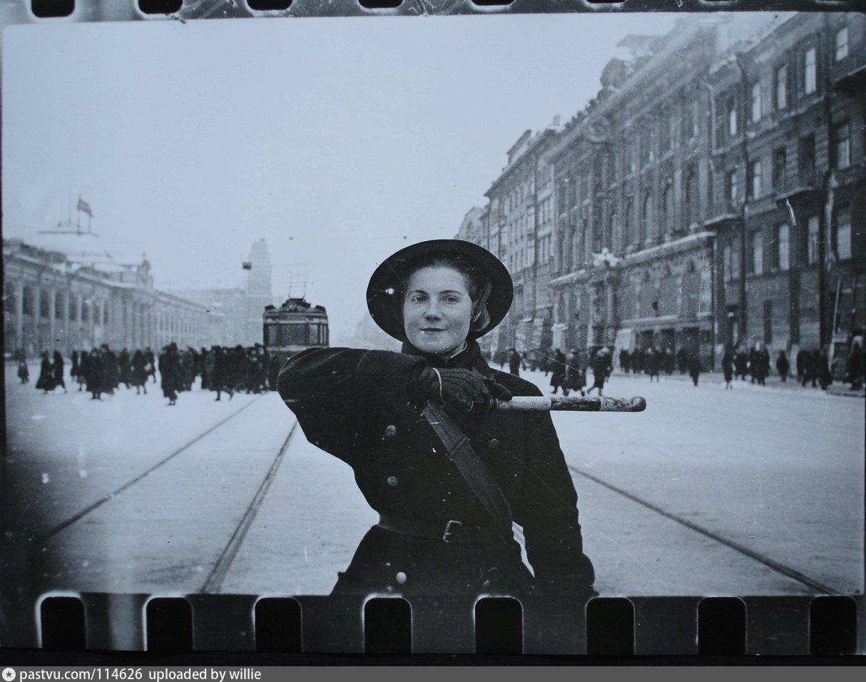Фото девушка блокады