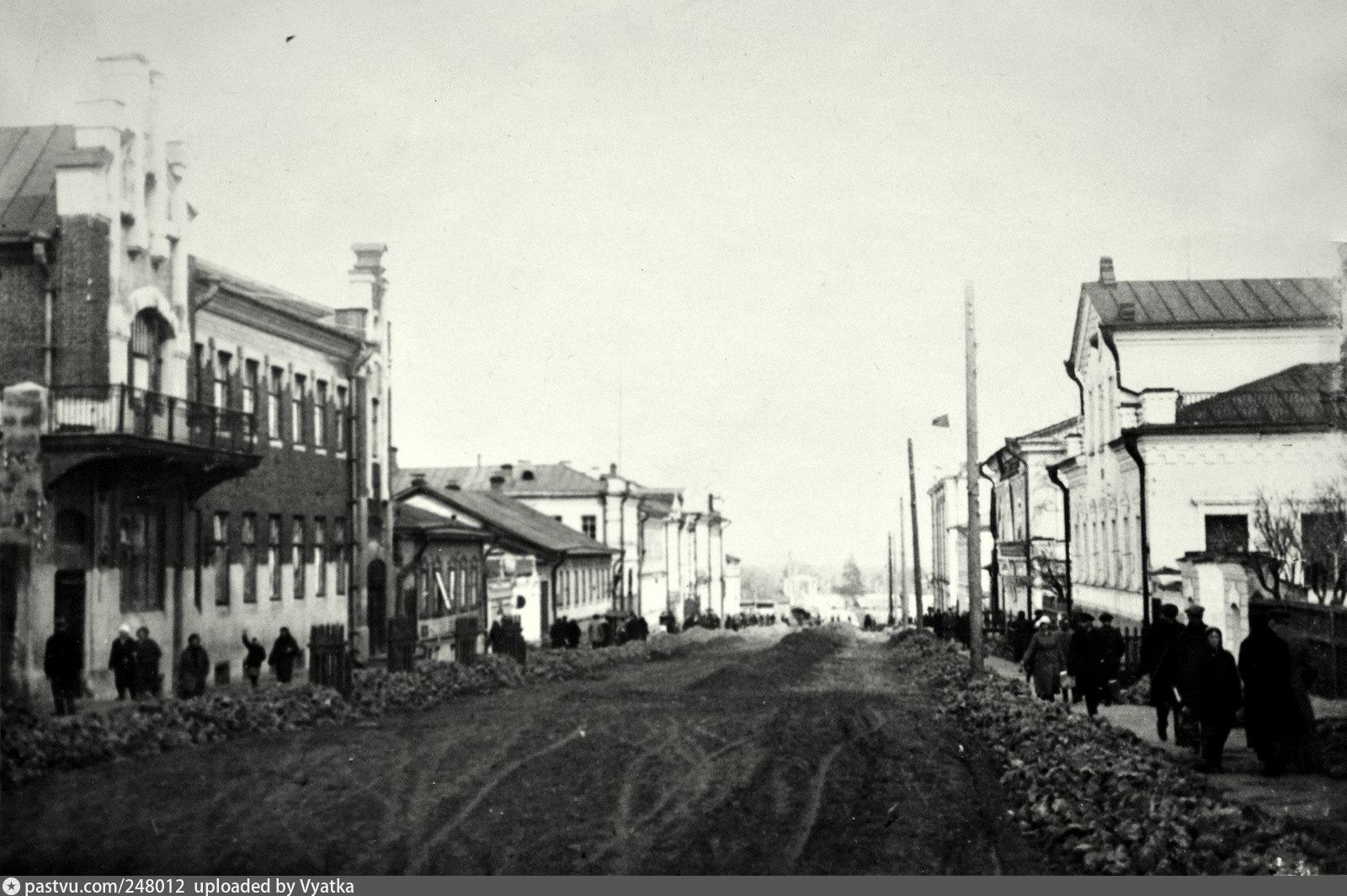 фотографию старые фотографии улицы коммуны следующий