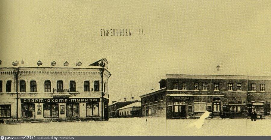 Старые фото токарной улицы в москве