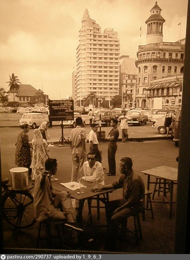 Old pictures of singapore history Singapores Old School Cake Shops from the 60s The