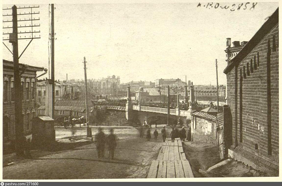 нашли старые фотографии города томска того, что это