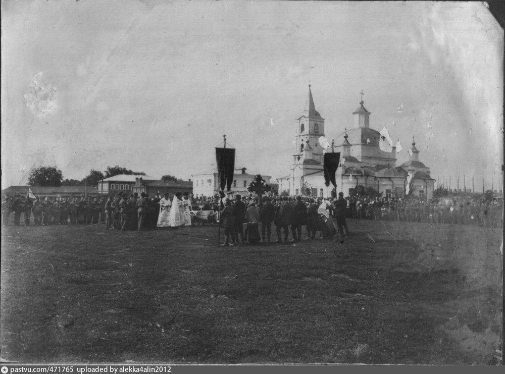 Старые фото рославльского уезда