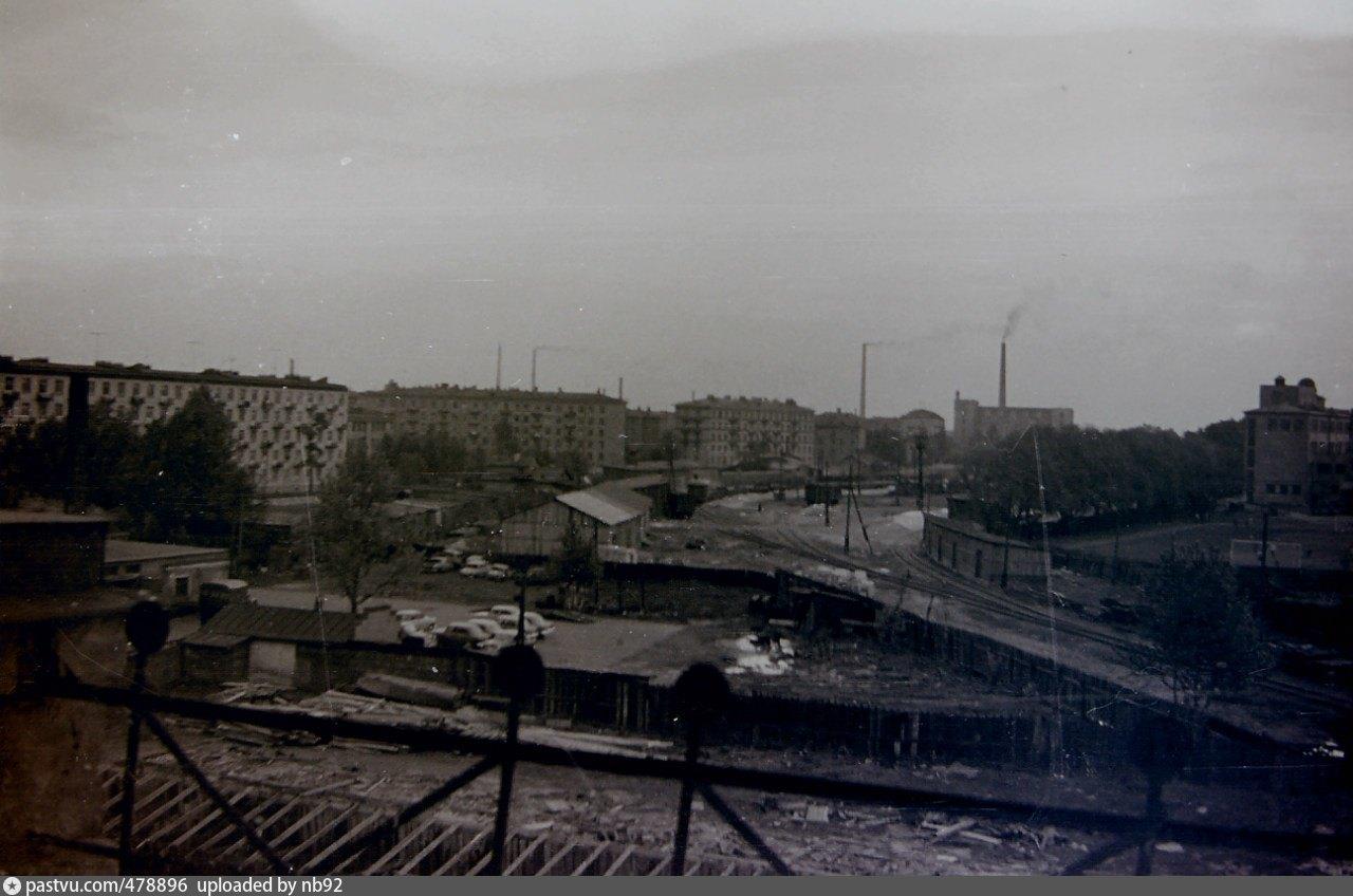 началом фотографии улица села смоленского г ленинград будущий герой