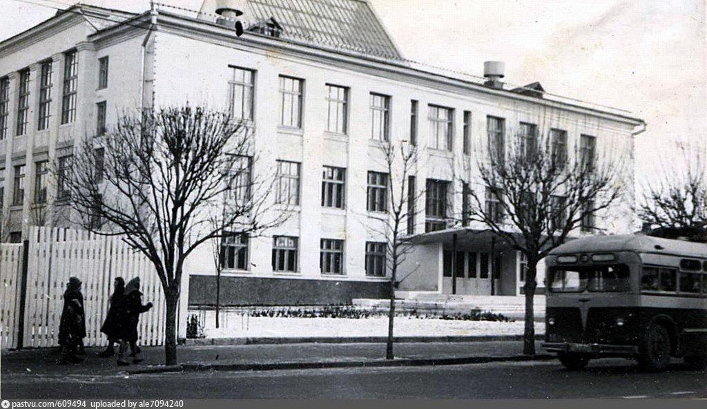 Библиотека имени горького город рязань фото