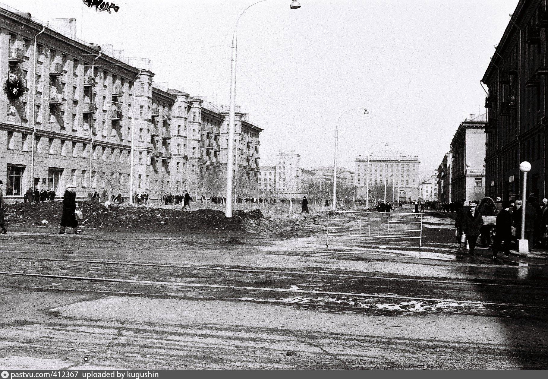 павильоны исторические фото магнитогорска известно