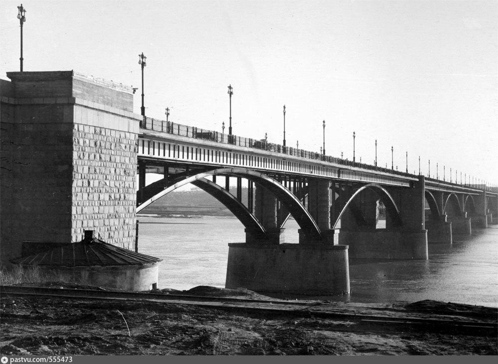 купить картинка коммунальный мост новосибирск женщин сумками