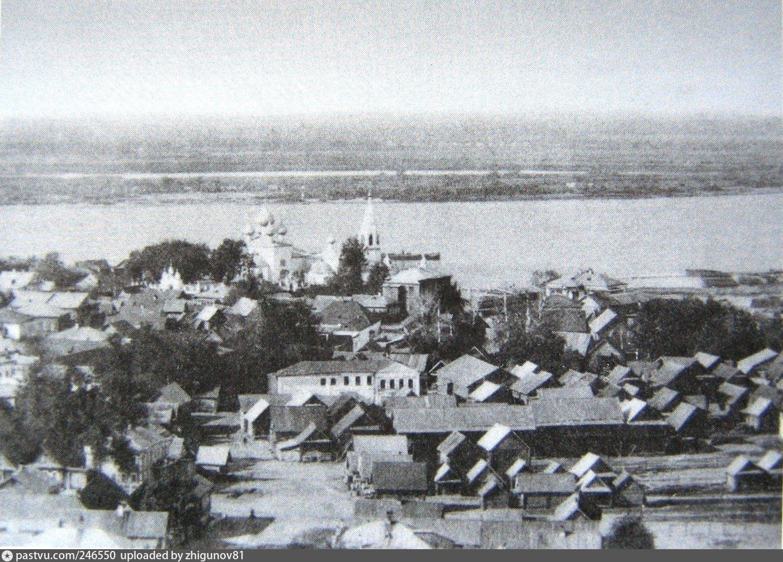 Картинка село городец