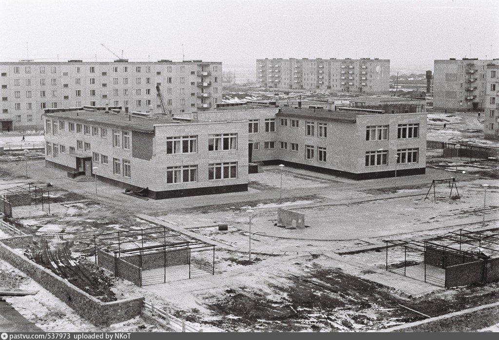 курчатов курская область фото семидесятых годов многих