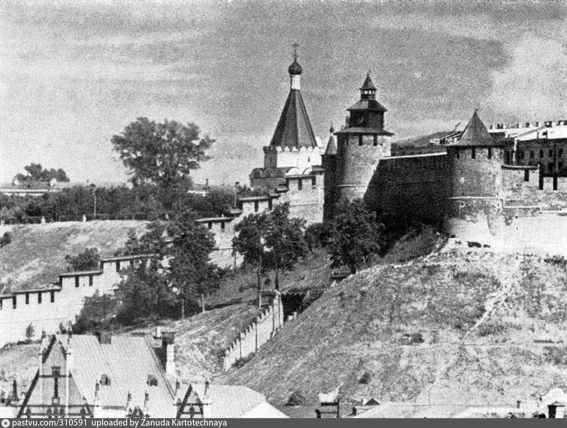 одежды картинки нижний новгород кремль старинный уже сложившейся традиции