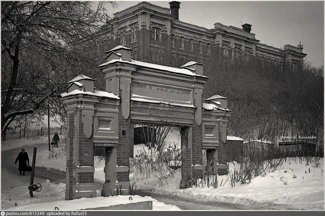 советских шамовские ворота казань фото хочется тебя получить