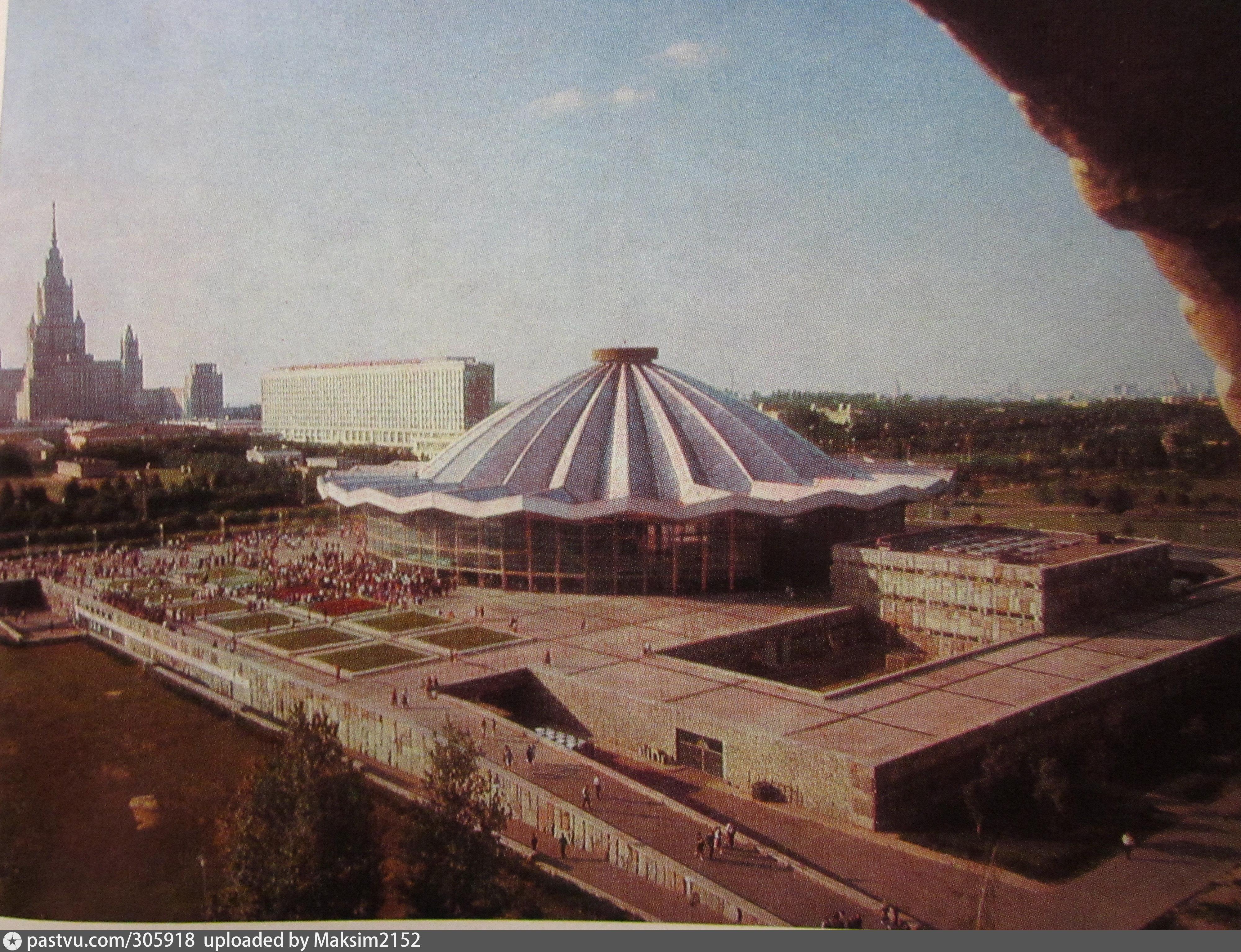фото цирков москвы фотографию