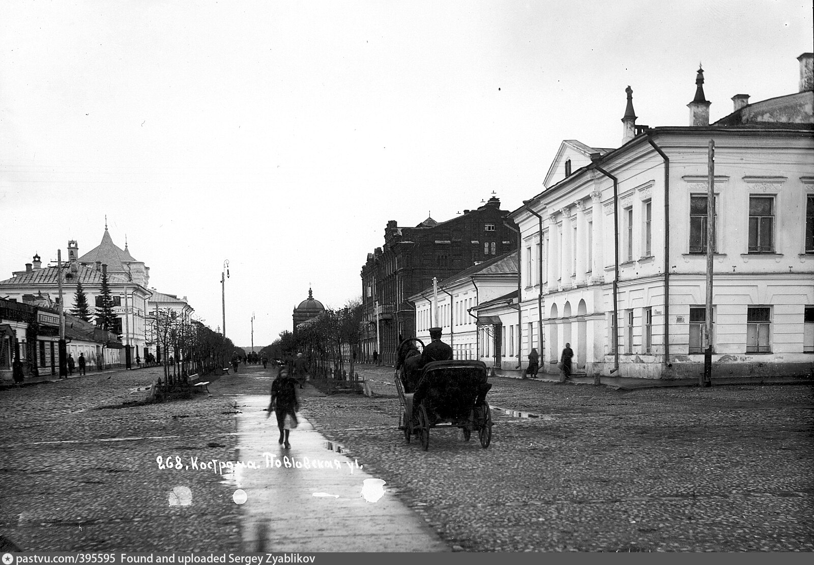 Фото старой костромы улица подлипаева 3