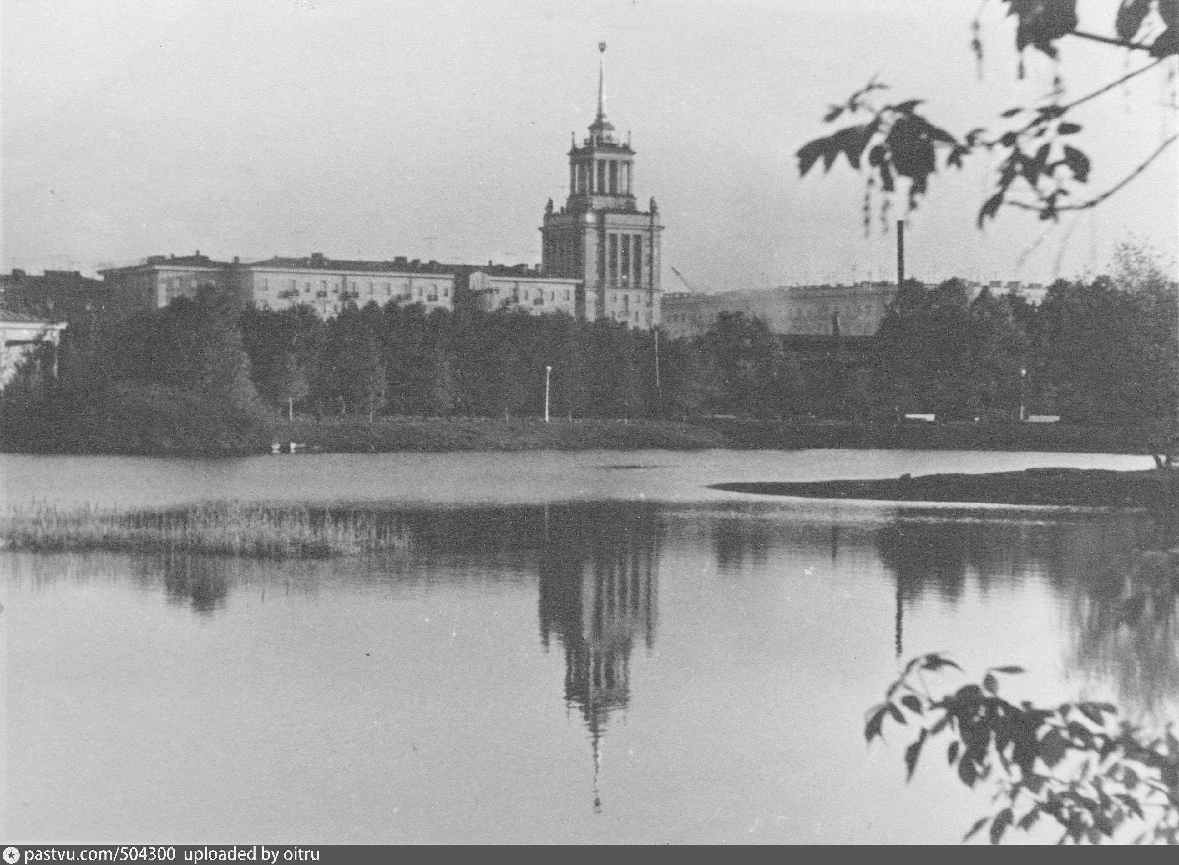 Старые фотографии парка победы в санкт петербурге