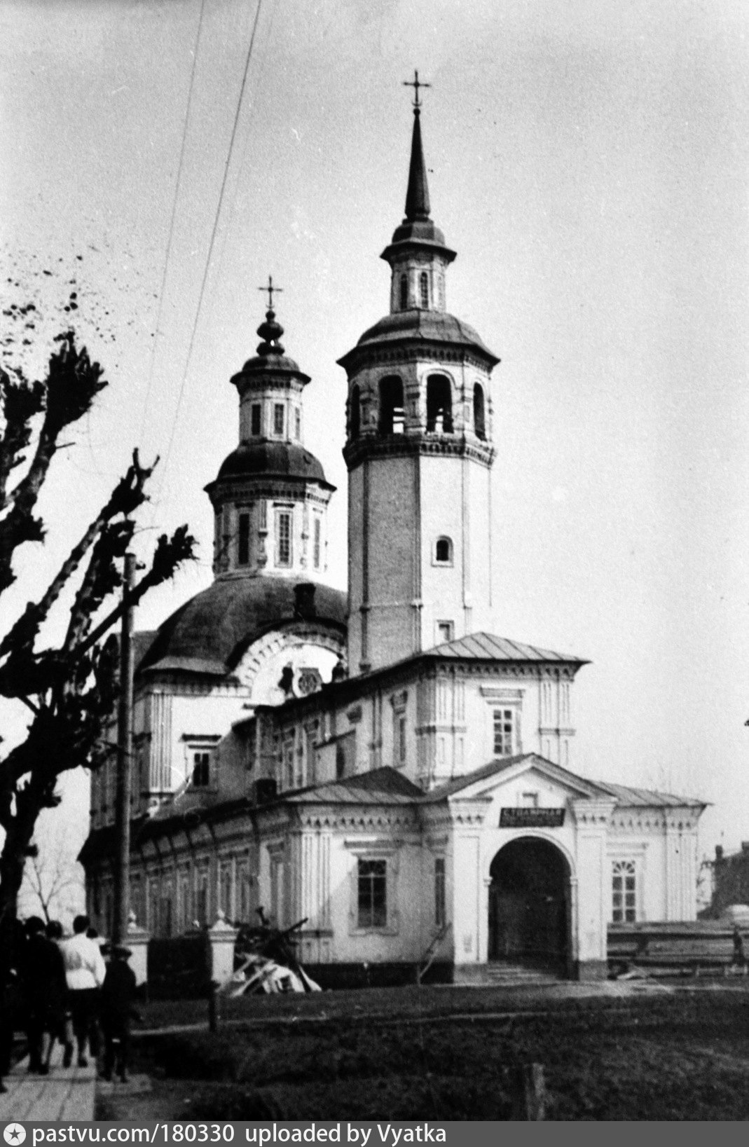 фото владимирской церкви снесенная киров