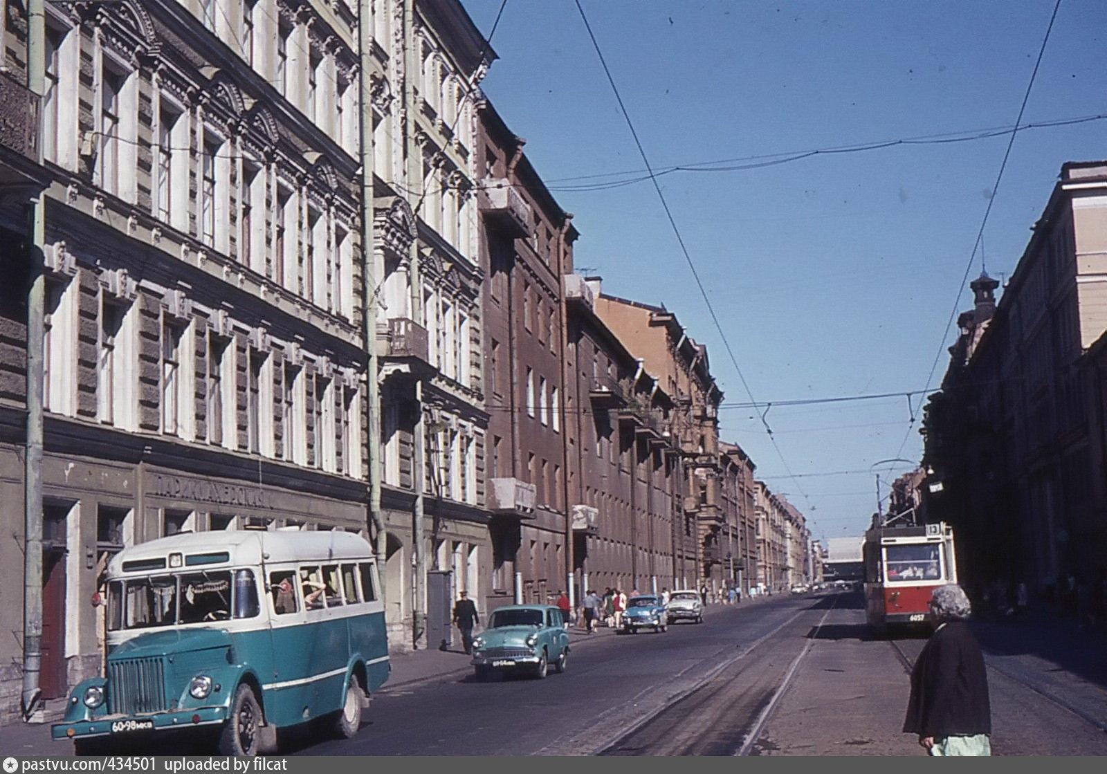 ленинград улицы картинка под плитку