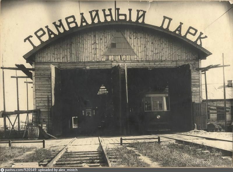 По маршруту омского трамвая №1. Статья из